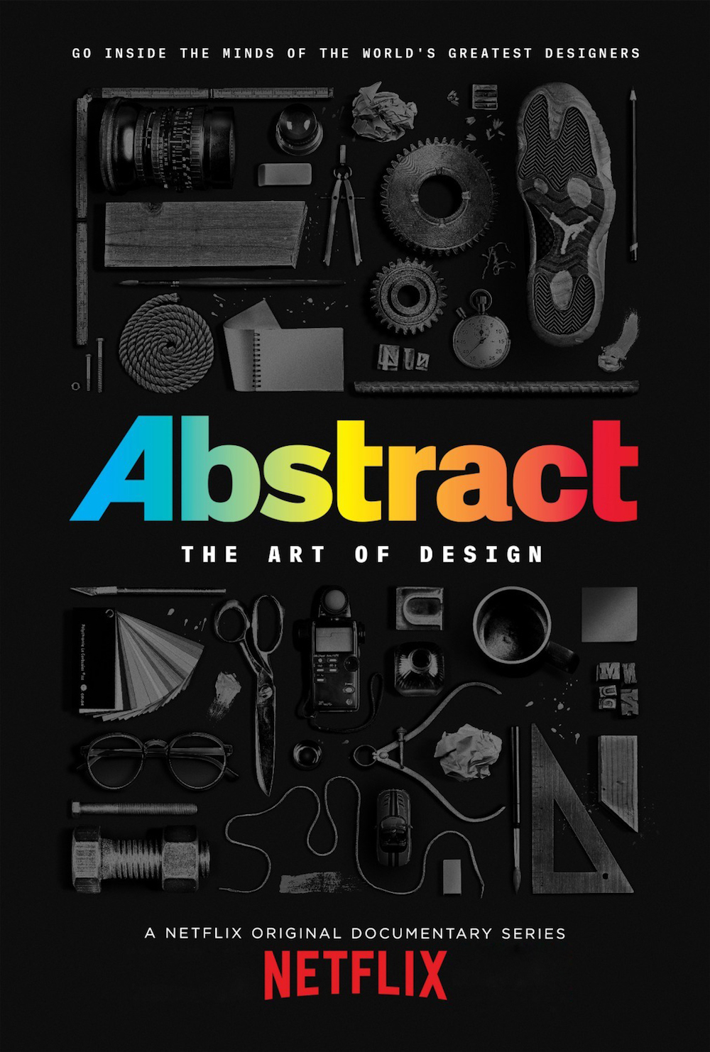 Netflix Documentaries for Graphic Designers - Abstract: The Art of Design