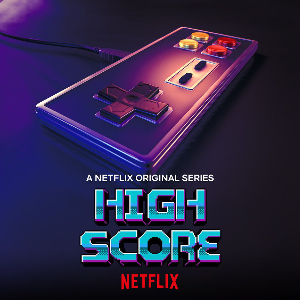 Netflix Documentaries for Graphic Designers - High Score