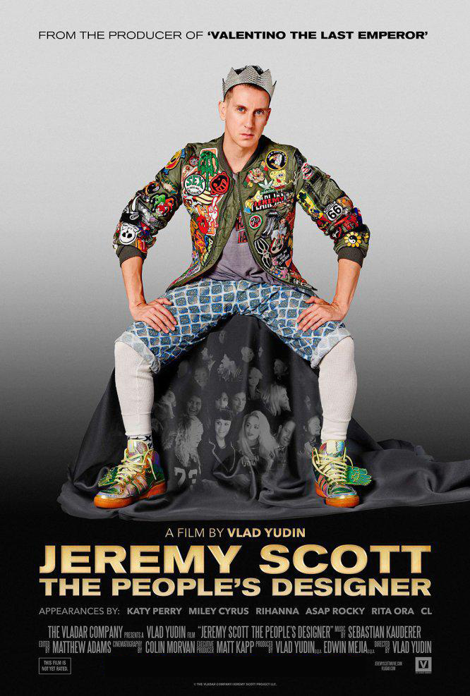 Netflix Documentaries for Graphic Designers - Jeremy Scott: The People's Designer