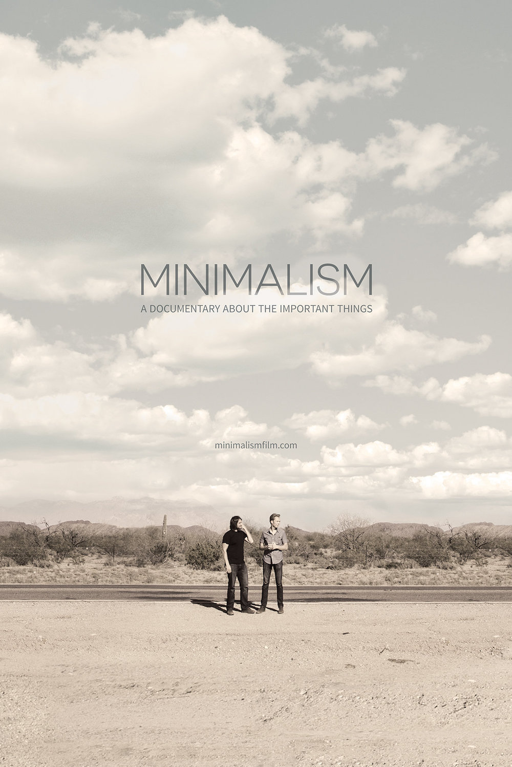Netflix Documentaries for Graphic Designers - Minimalism: A Documentary About the Important Things