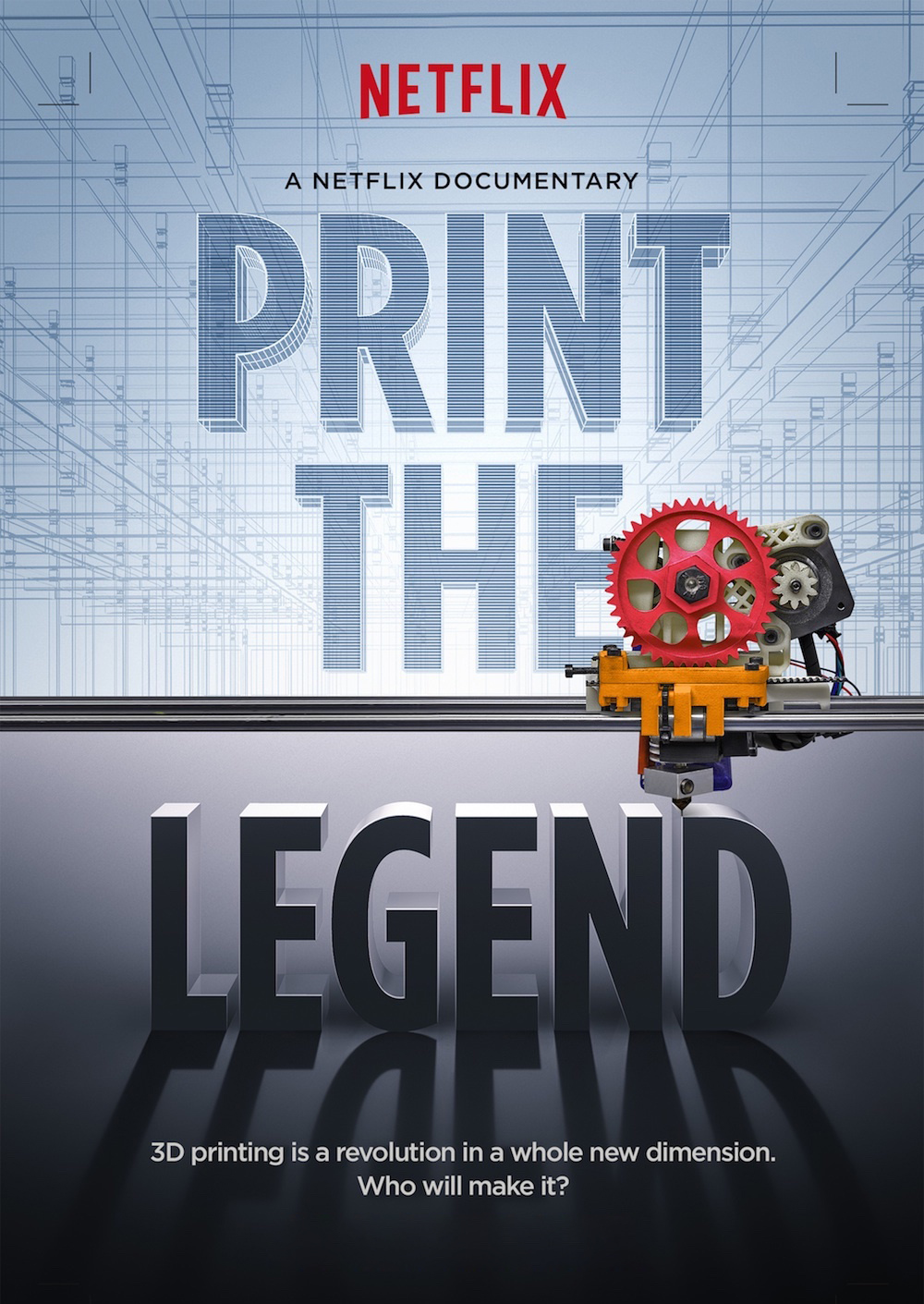 Netflix Documentaries for Graphic Designers - Print the Legend