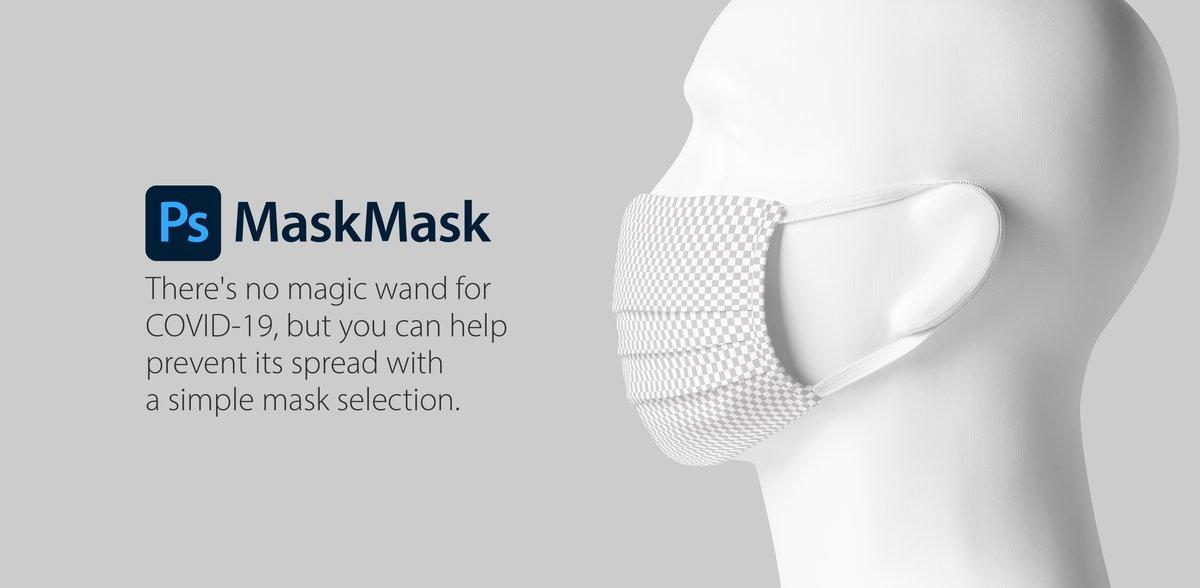 Photoshop Face Mask - 1