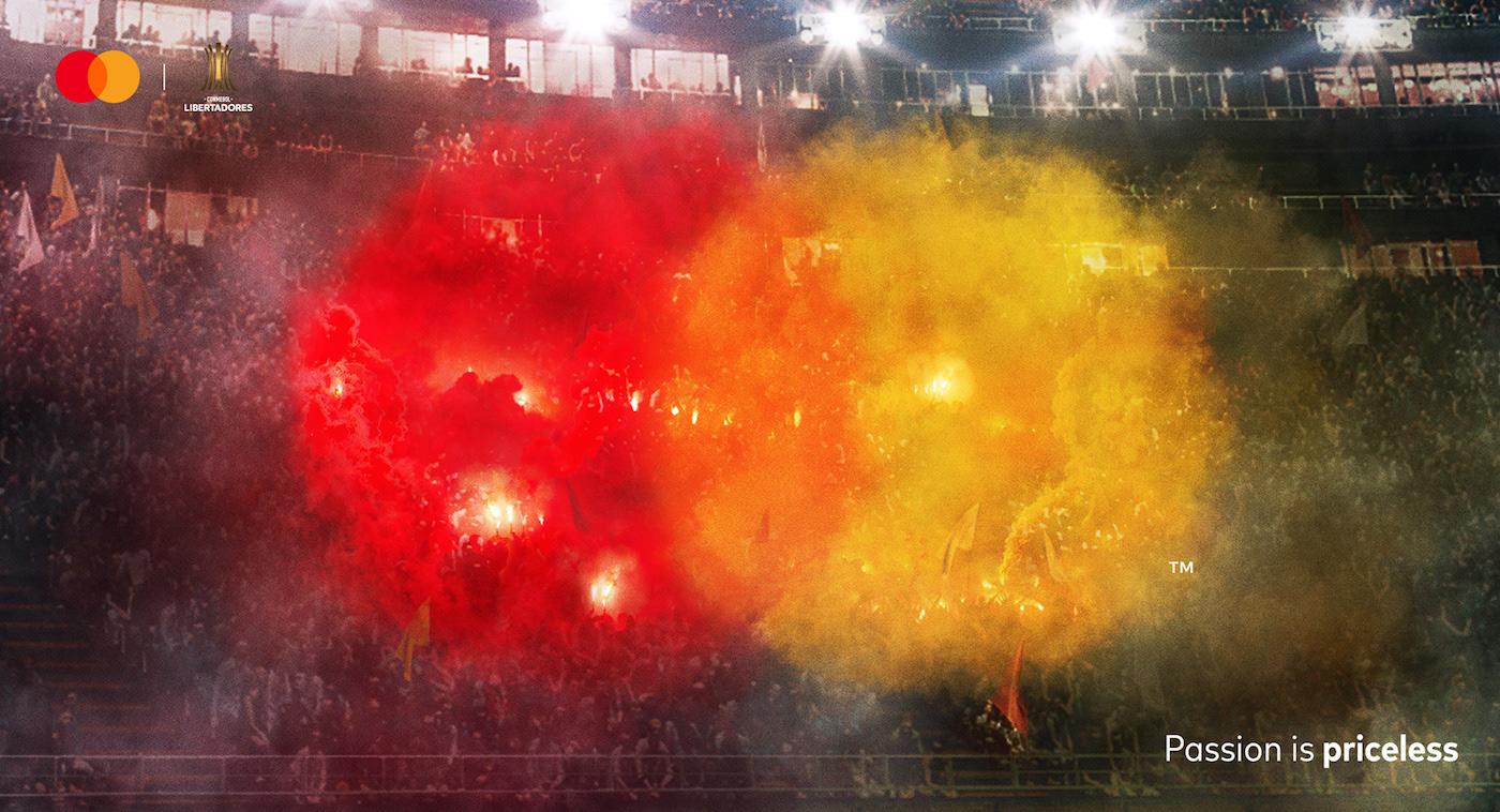 Mastercard - Believe in experiences (Copa Libertadores)