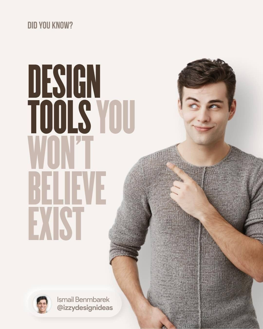 Design tools you won't believe exist
