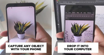 This Incredible App Lets You Copy-Paste Objects From The Real World Into Your Computer