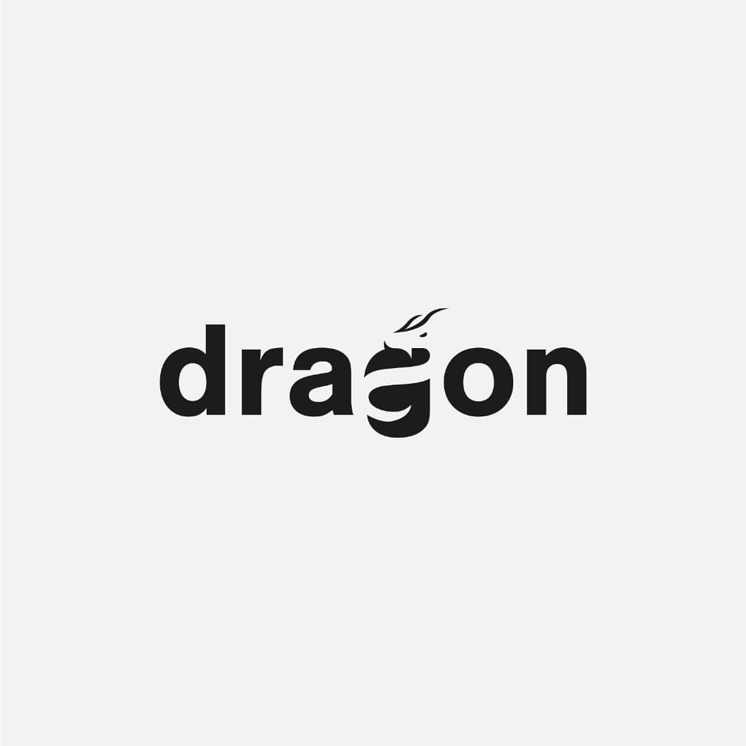 Negative space logos with meanings - 13