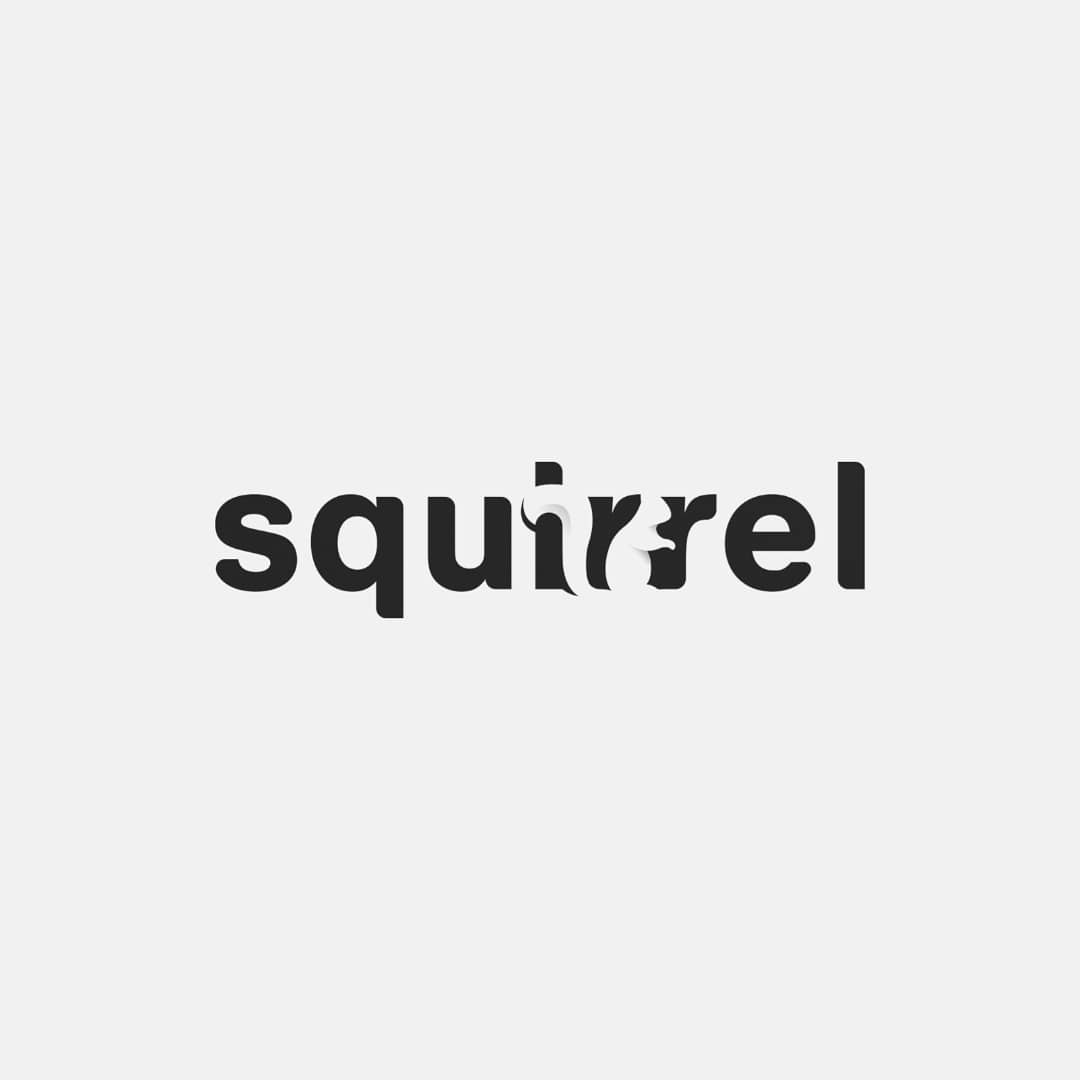 Negative space logos with meanings - 22