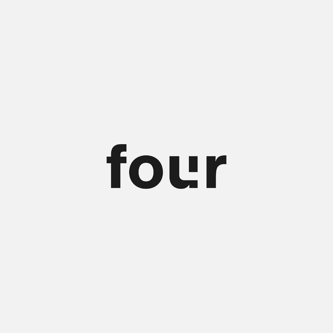 Negative space logos with meanings - 23