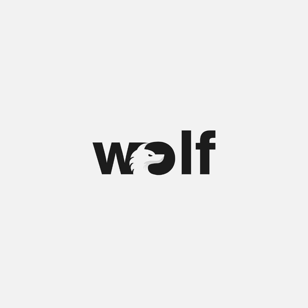 Negative space logos with meanings - 3