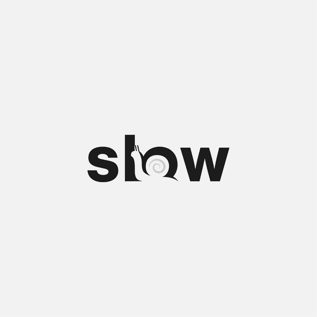 Negative space logos with meanings - 7