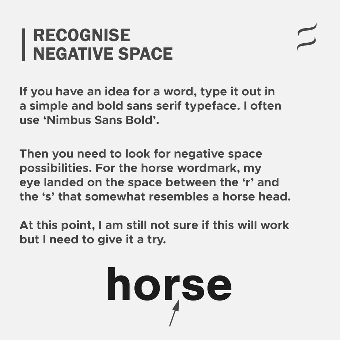 Tips to design negative space logos with meanings - 3