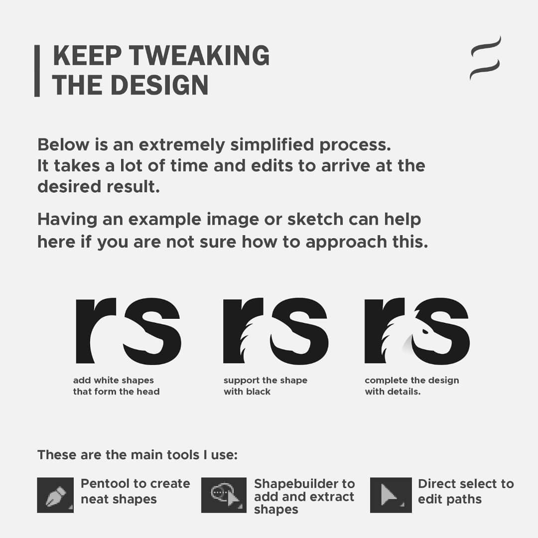 Tips to design negative space logos with meanings - 5