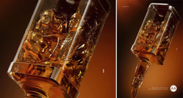 Brilliantly-Designed Ads Highlight The Impact Of Alcohol Addiction On Your Life
