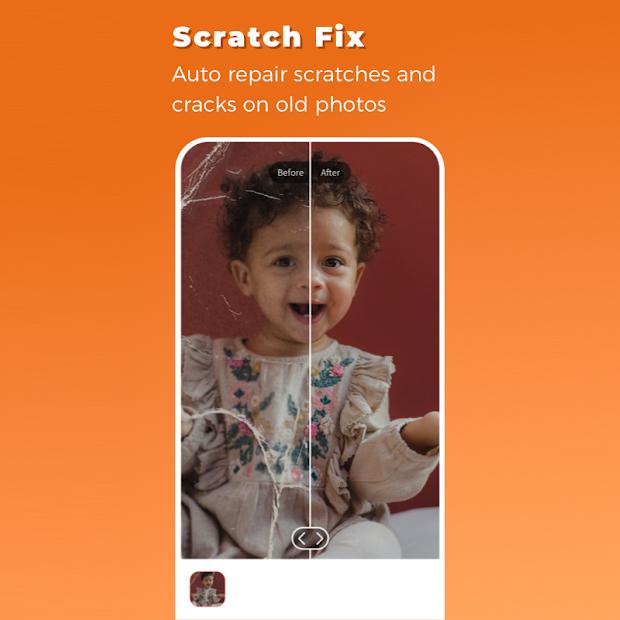 Remini App - Scratch Fix