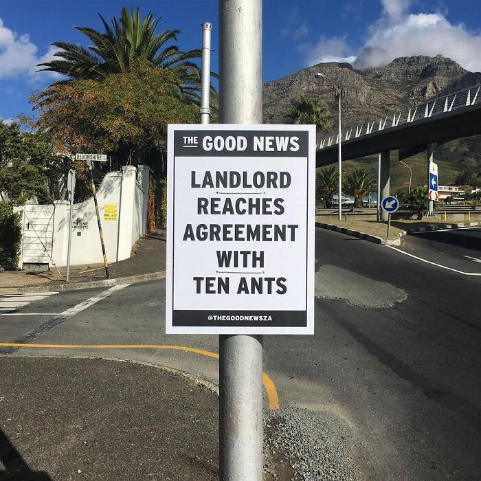 Funny Letter-Spacing & Kerning Fails - Landlord reaches agreement with tenants