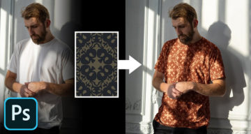 How To Add Any Pattern To Clothes In Photoshop