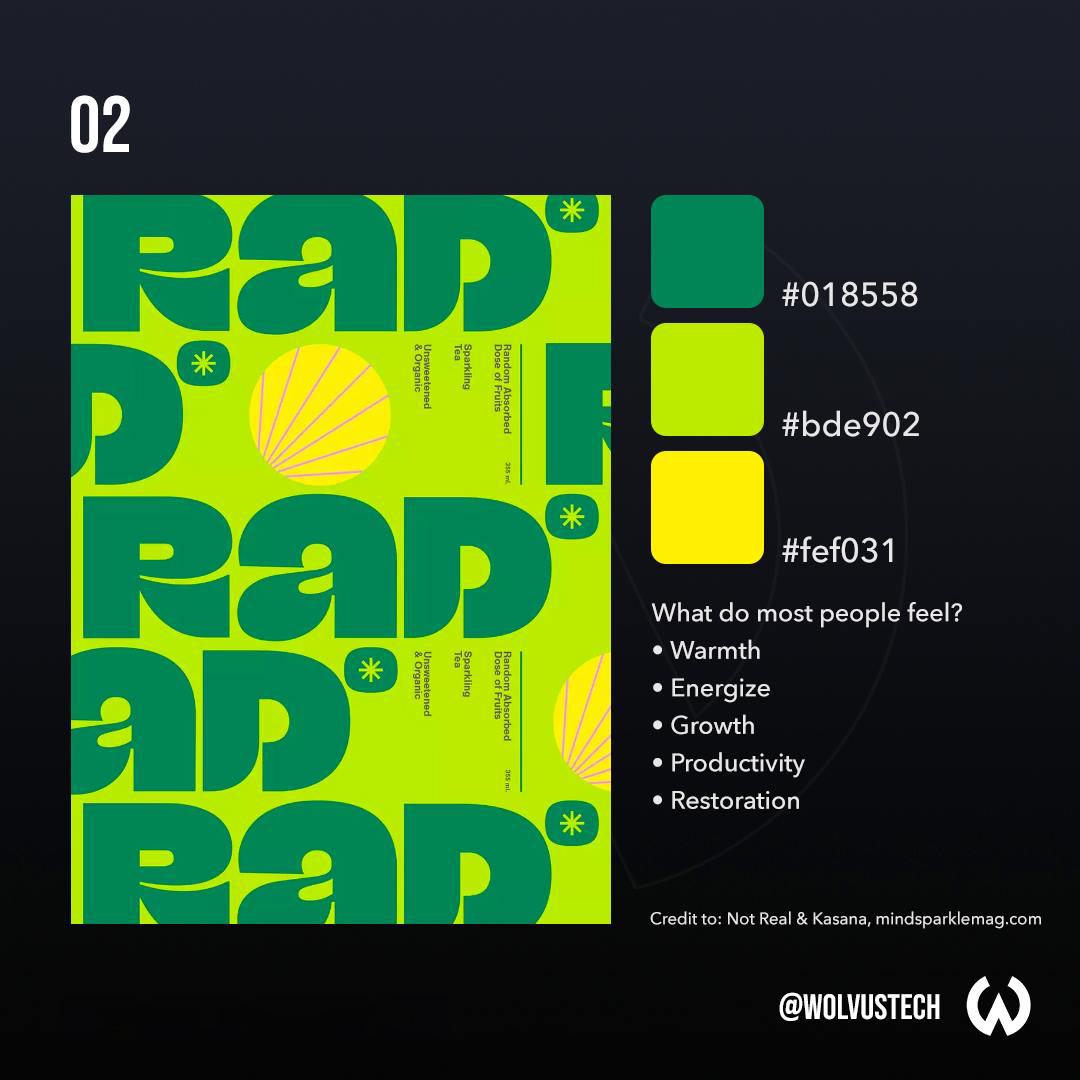 Lime, Green, Yellow Color Palette, Combination, Scheme