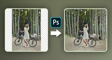 3 Simple Ways To Extend Photos And Backgrounds In Photoshop
