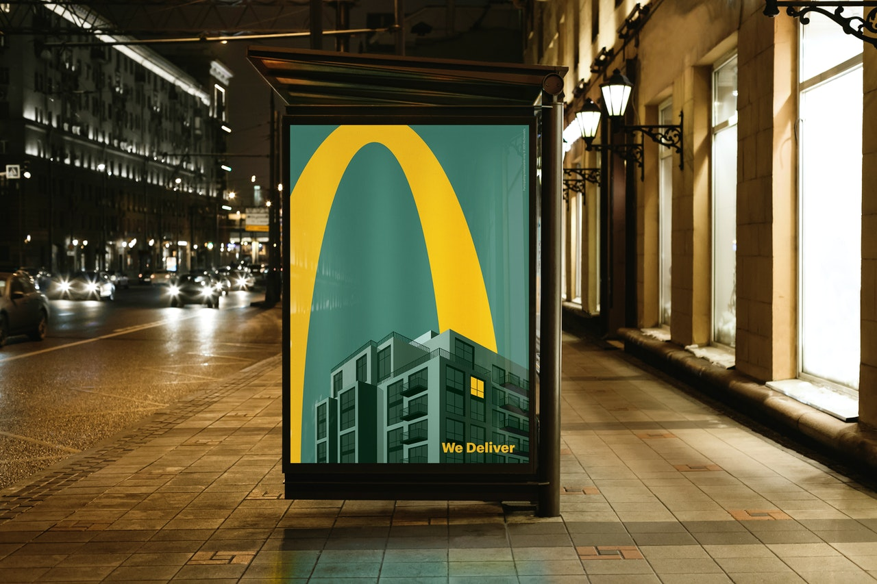 "McDonald's - ""Lights On"" by Leo Burnett London (1)"