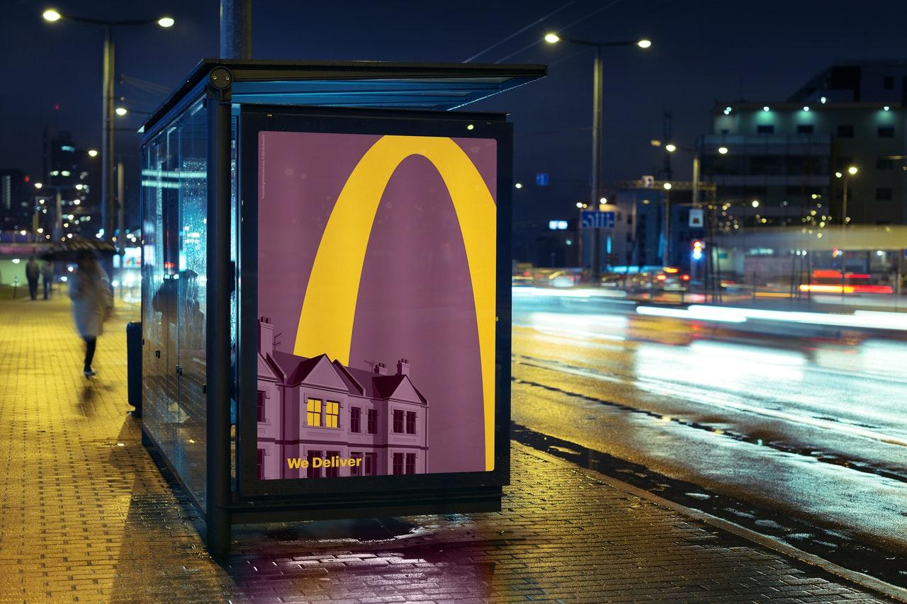 "McDonald's - ""Lights On"" by Leo Burnett London (2)"