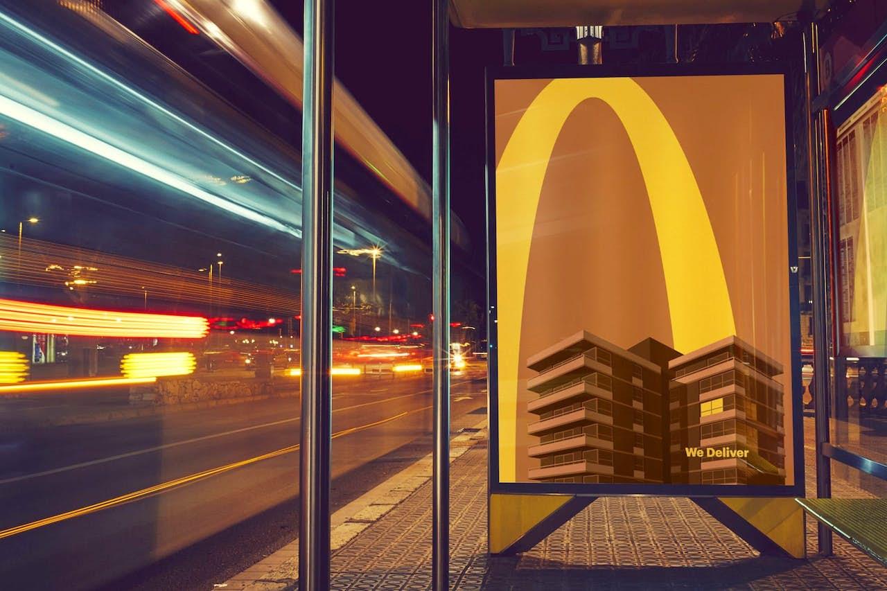 "McDonald's - ""Lights On"" by Leo Burnett London (3)"