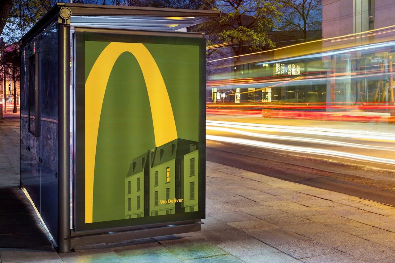 "McDonald's - ""Lights On"" by Leo Burnett London (4)"