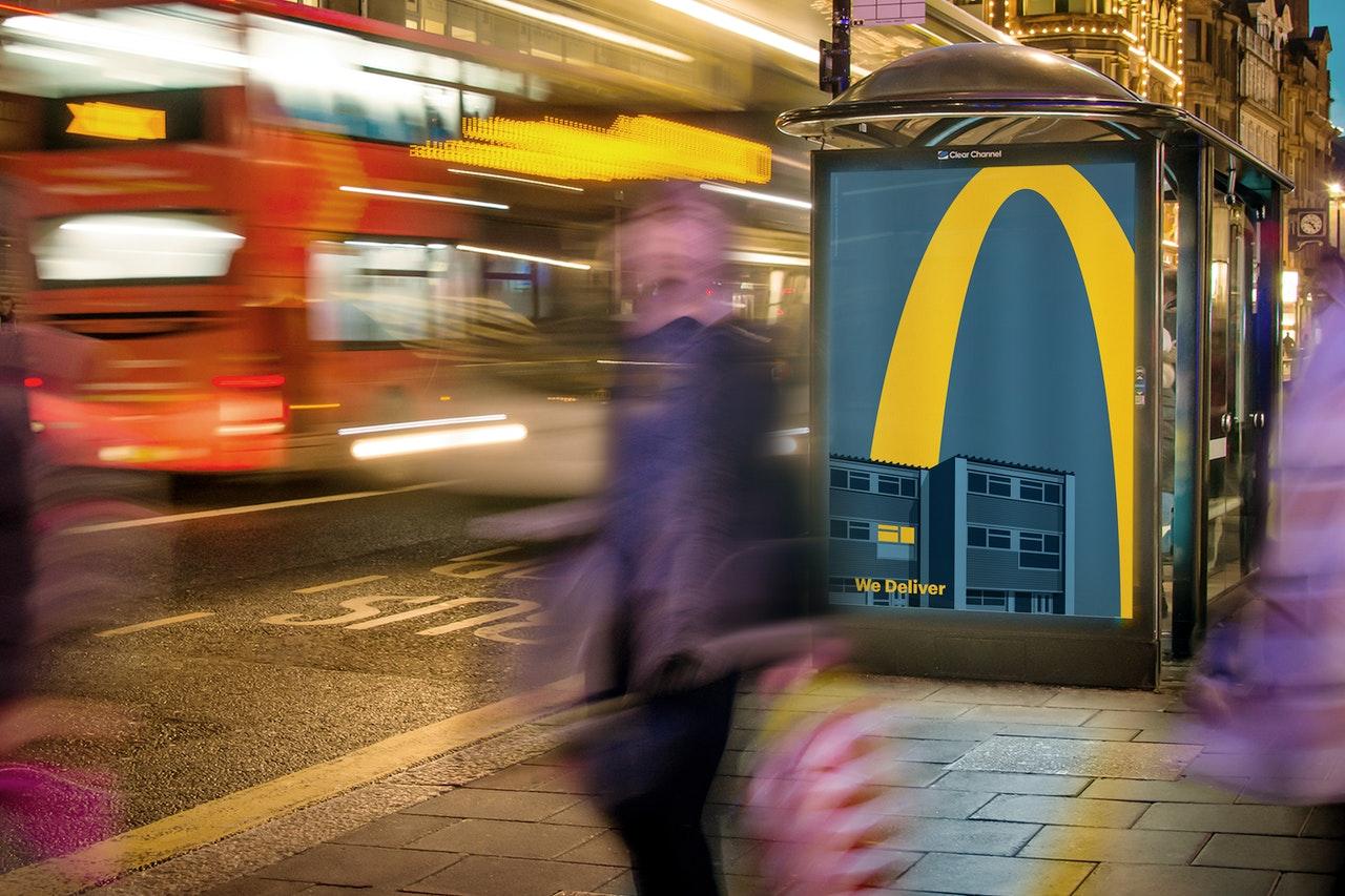 "McDonald's - ""Lights On"" by Leo Burnett London (5)"