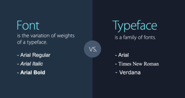 7 Design Terms You Will Never Get Wrong Again