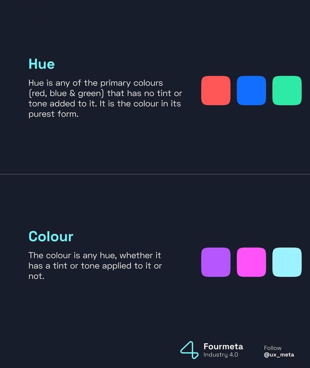 Hue vs. Color - Design Terms Explained