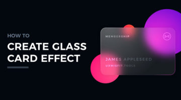 how-to-create-glass-effect-for-ui-design
