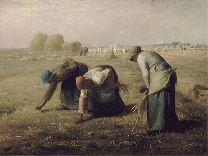 """If it's got sad peasants, it's 19th Century Realism"""