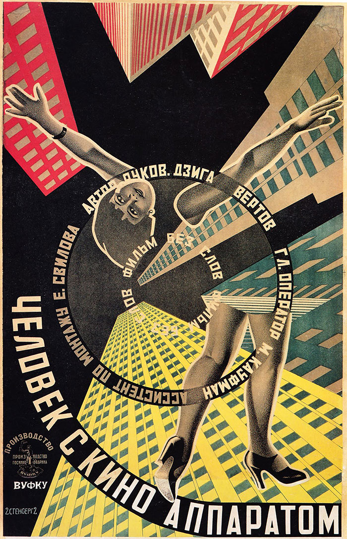 """""""If it looks like a trendy collage artist's Instagram, then it's Constructivism"""""""