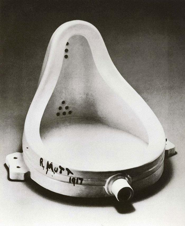 """If you're not sure if it is art, then it's Dada"""