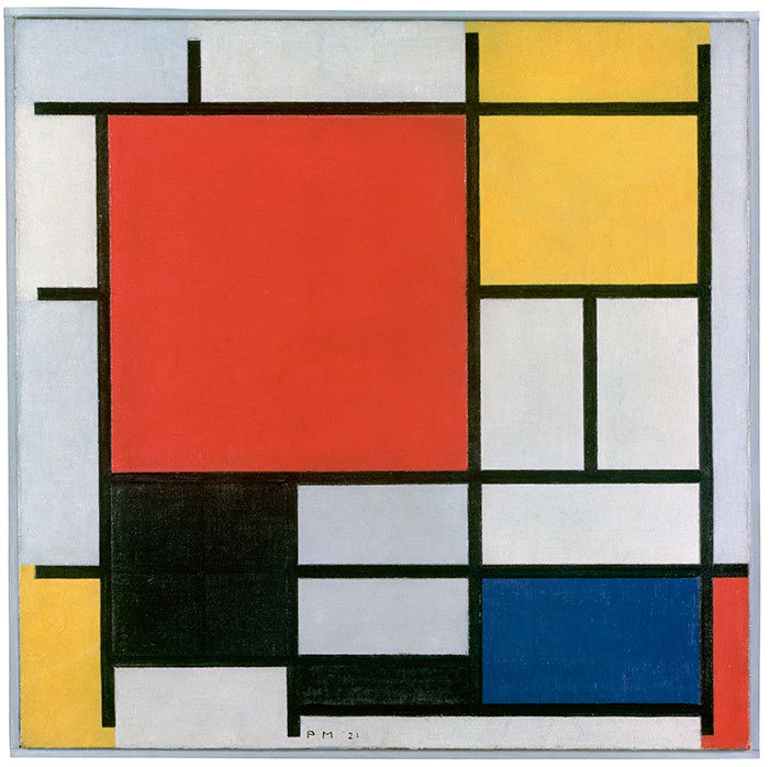 """""""If it looks like a really satisfying game of Tetris, it's A Mondrian"""""""
