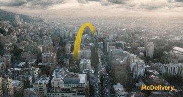 McDonald's Logo Is So Iconic, Only Half Is Enough In These Brilliant Home Delivery Ads