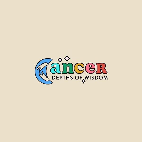 Creative logo for zodiac signs - Cancer