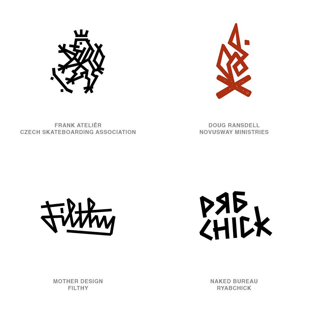 Logo Design Trends 2021 - Electrical Tape