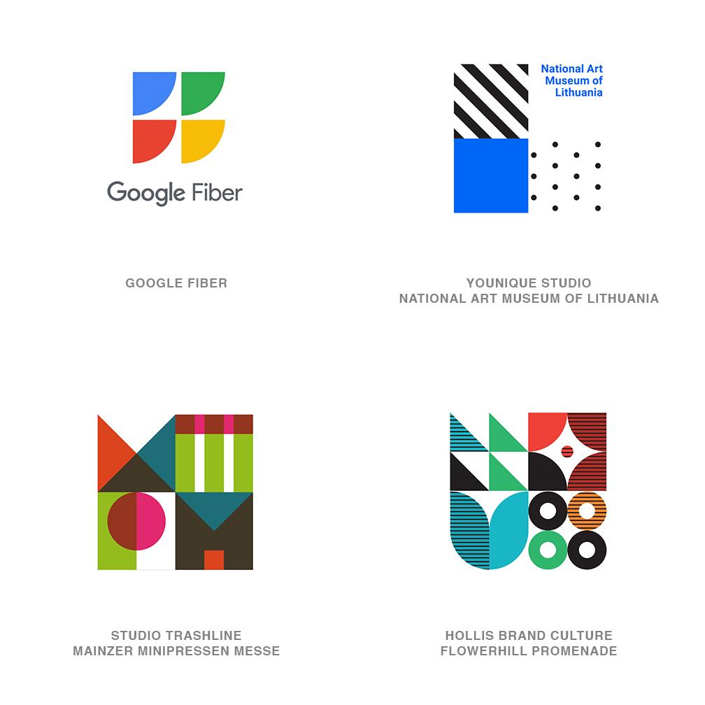 Logo Design Trends 2021 - Quads