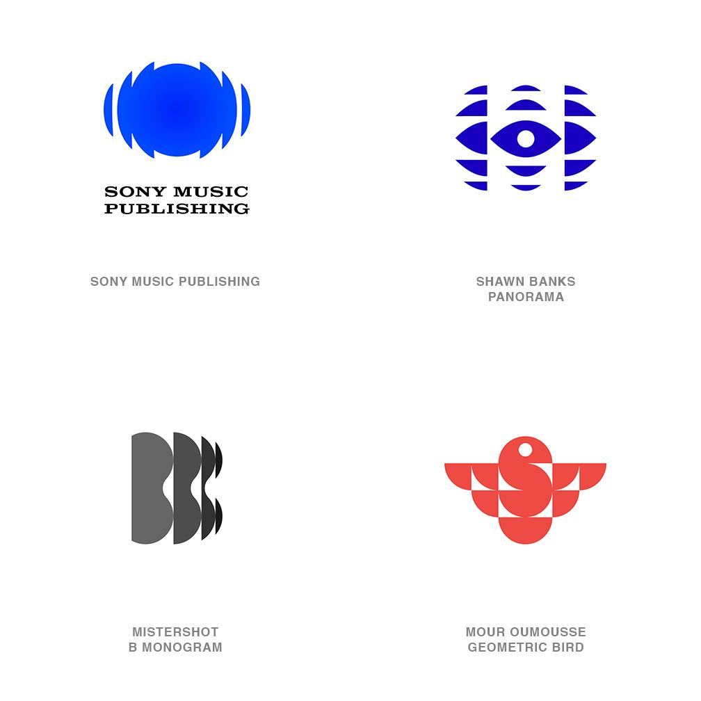 Logo Design Trends 2021 - Spliced CBC