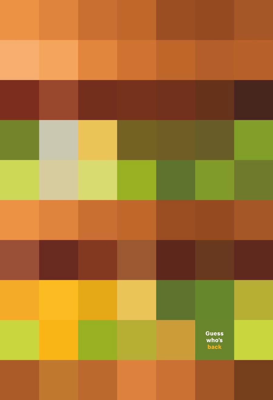 McDonald's Pixels - Big Mac