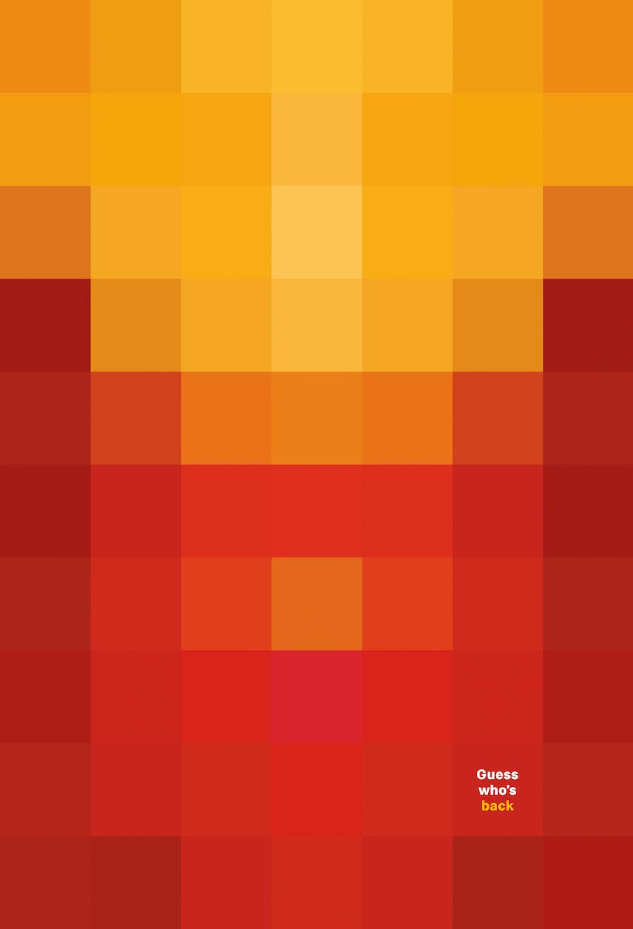 McDonald's Pixels - Fries