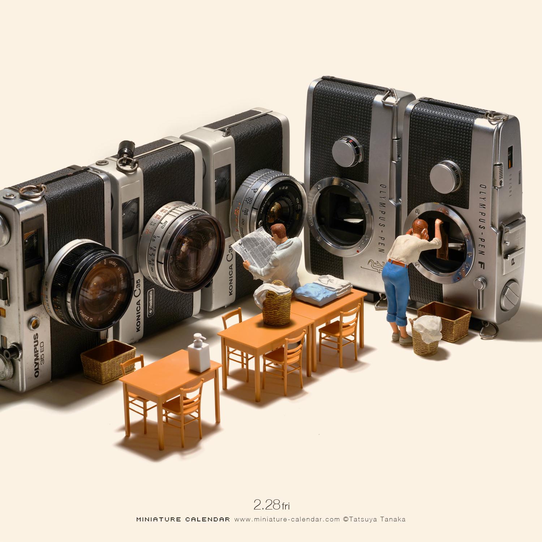Miniature Diaromas - 15