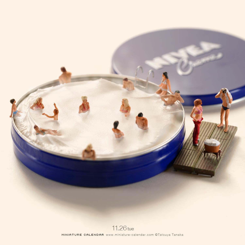 Miniature Diaromas - 16