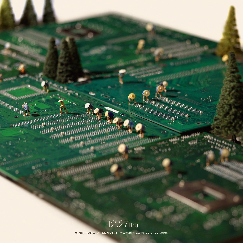 Miniature Diaromas - 17