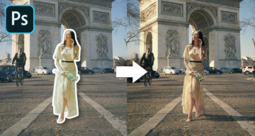 How To Master Shadows, Lighting And Create A Perfect Composite In Photoshop