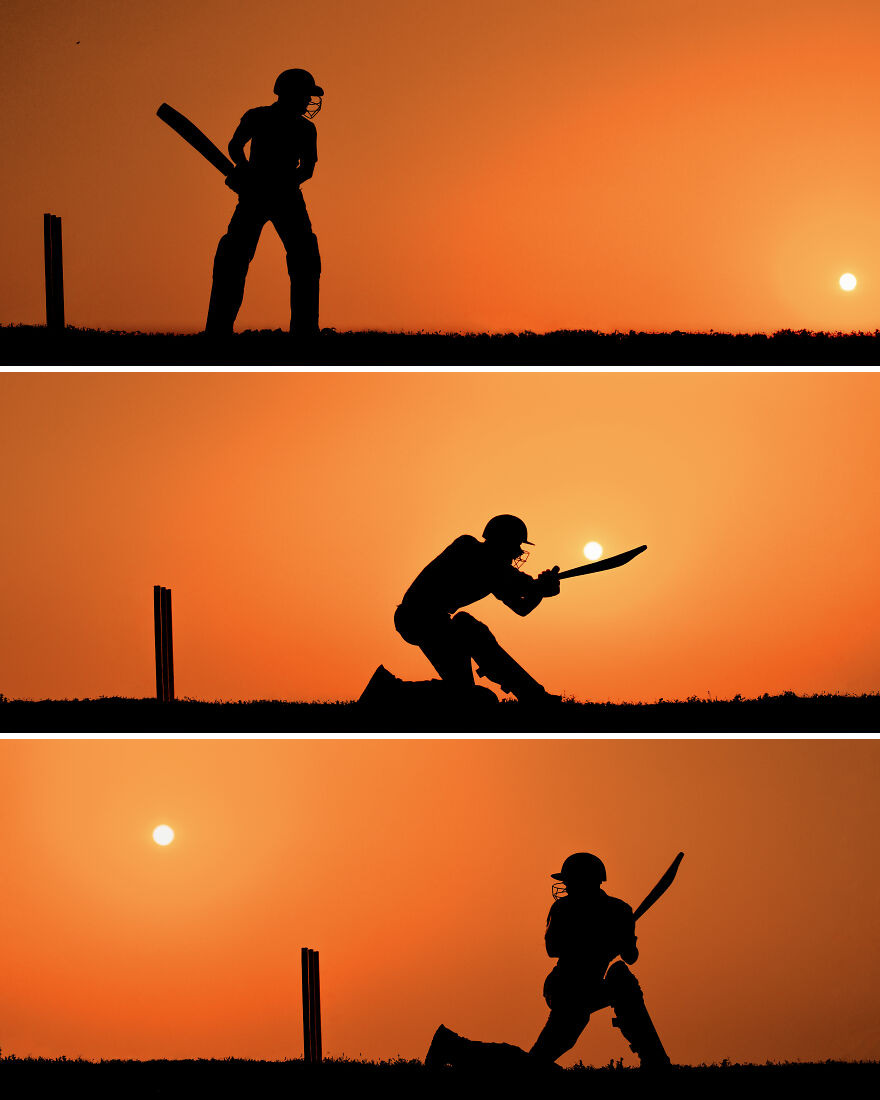 Creative Sunset Silhouette Photos - 19