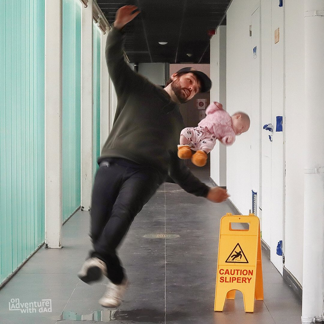 Dad photoshops his kids into dangerous situations to freak out girlfriend - 20