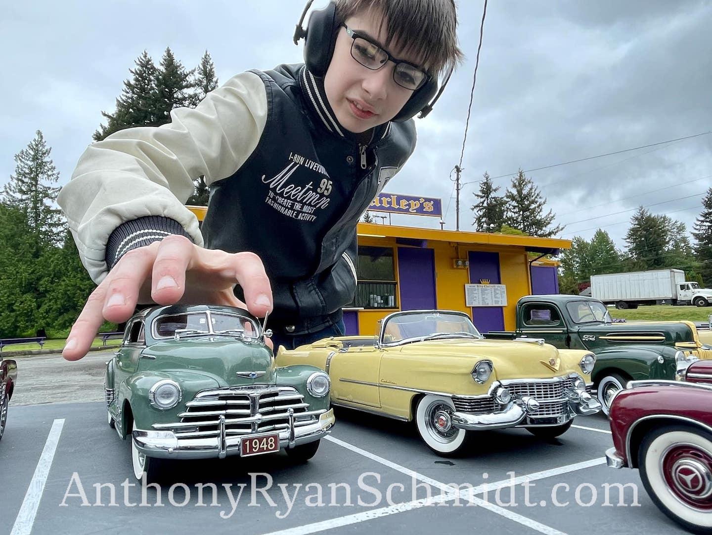Miniature Car Photos - 1c