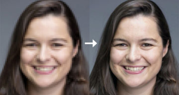 New Google AI Can Turn Low-Res Images To High-Res With Incredible Results